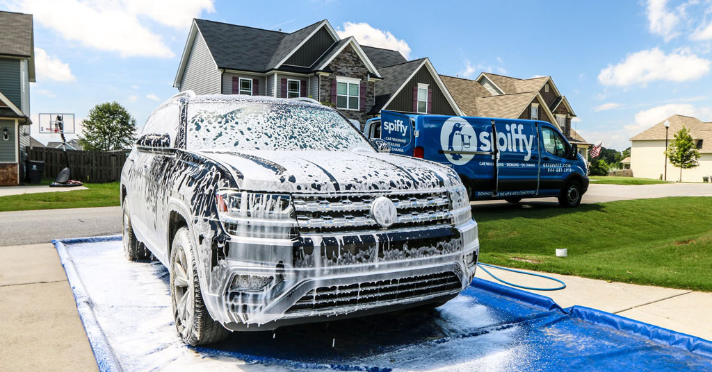 Spiffy Launches Franchise Model to Meet Soaring Demand