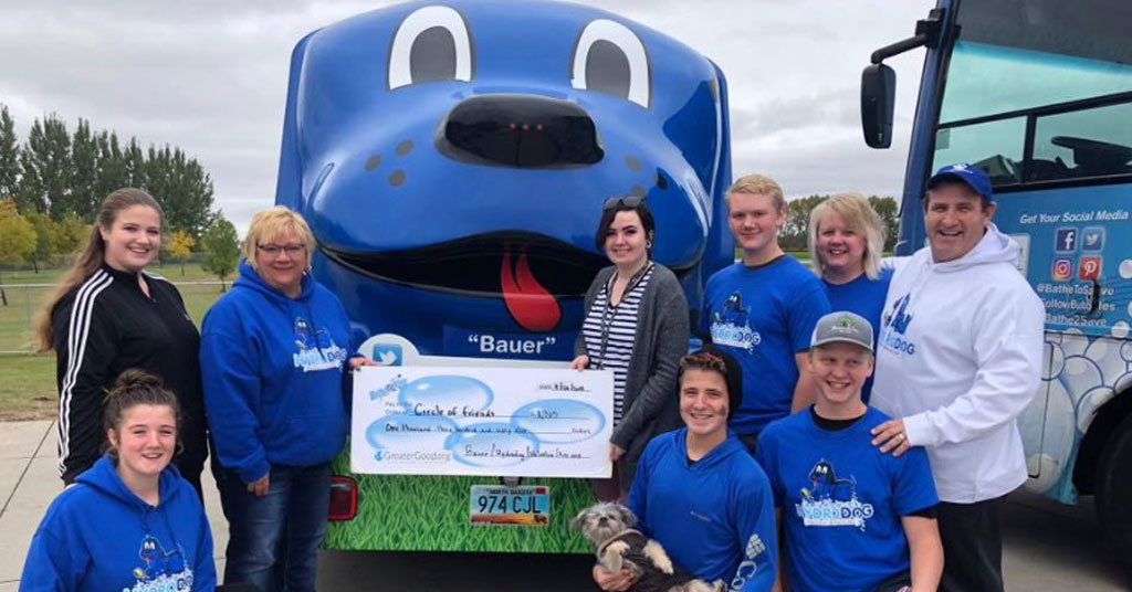 HydroDog Accelerates Nationwide Franchising on the Road to Saving Shelter Dogs