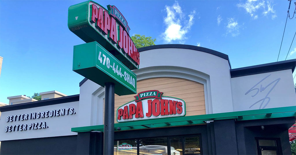 HB Restaurant Group Signs Agreement For 49 More Papa John's