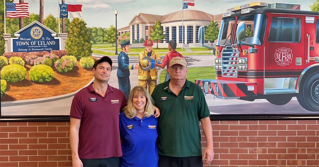 North Carolina Firehouse Subs Operator Opens Third Location