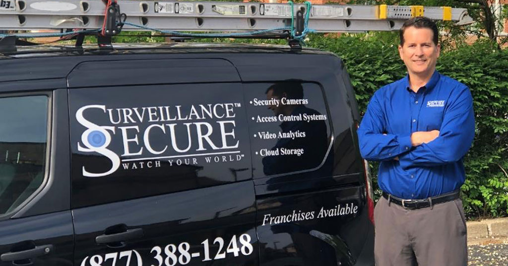 As Home Services Franchises Grow in Popularity, Surveillance Secure Capitalizes on the Commercial Security Market