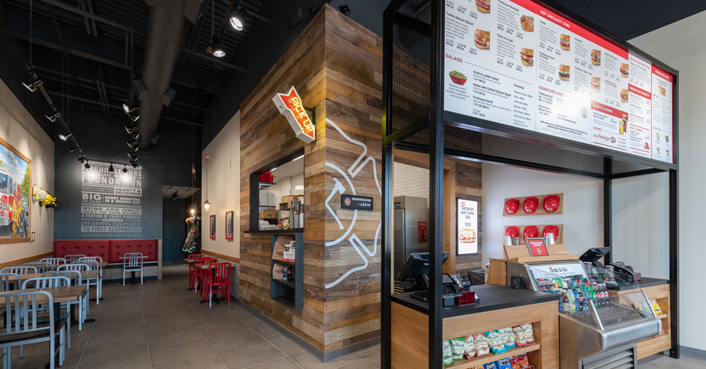 Firehouse Subs® Leads Franchisees with a Forward Focus to Soar as Top Franchise