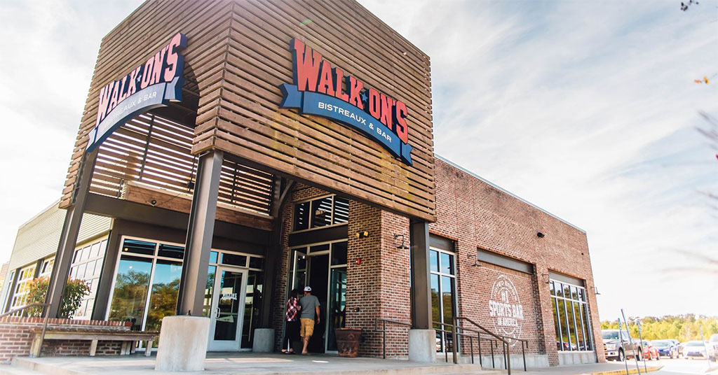 Walk-On's Sports Bistreaux Teams Up With Equity Partner