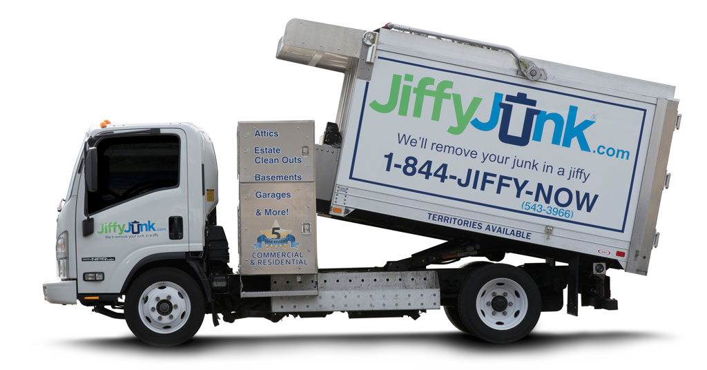 Jiffy Junk Set to Soar to New Franchise Heights