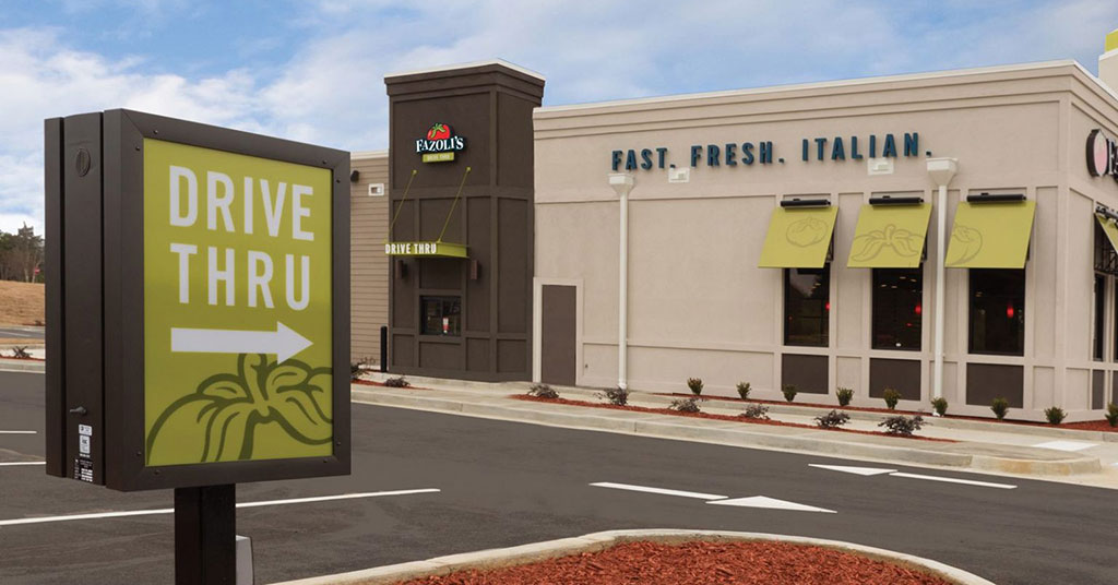 Multi-Brand Franchisee To Develop Fazoli's in Northern Florida