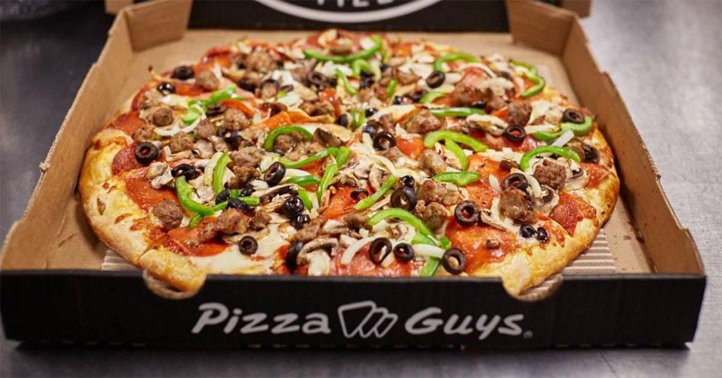 California Pizza Guys Operator Opens Fourth Location