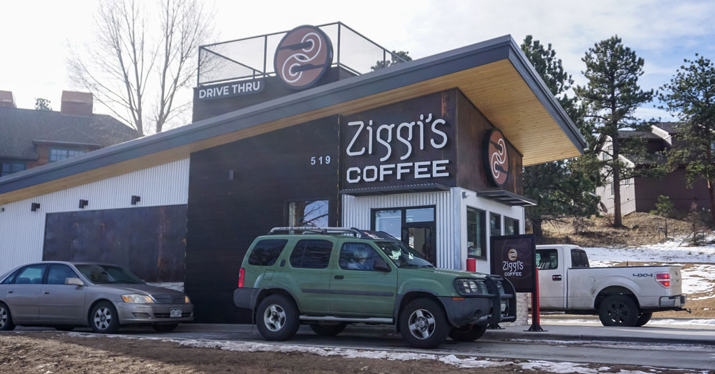 Ziggi's Coffee is Built to 'Drive-thru' Adversity
