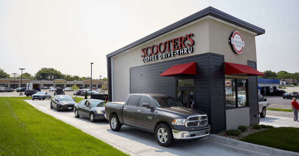 Iowa Couple Add Second Scooter's Coffee Location