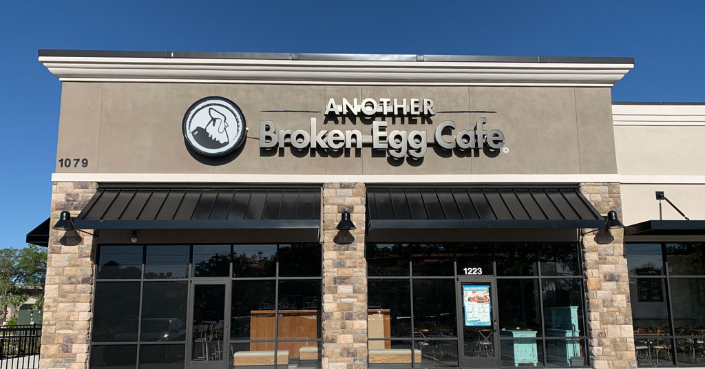 Another Broken Egg Sizzles as Top Franchise