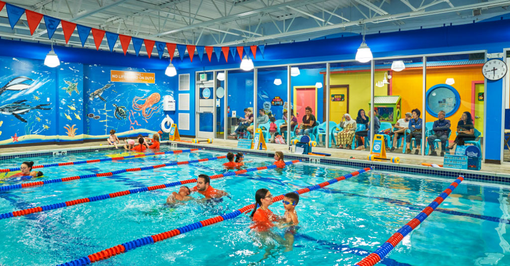 Dive Into Franchising With Goldfish Swim School