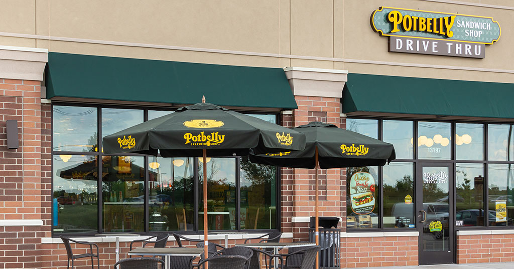 Duo Open Their Third Potbelly Location in North Carolina