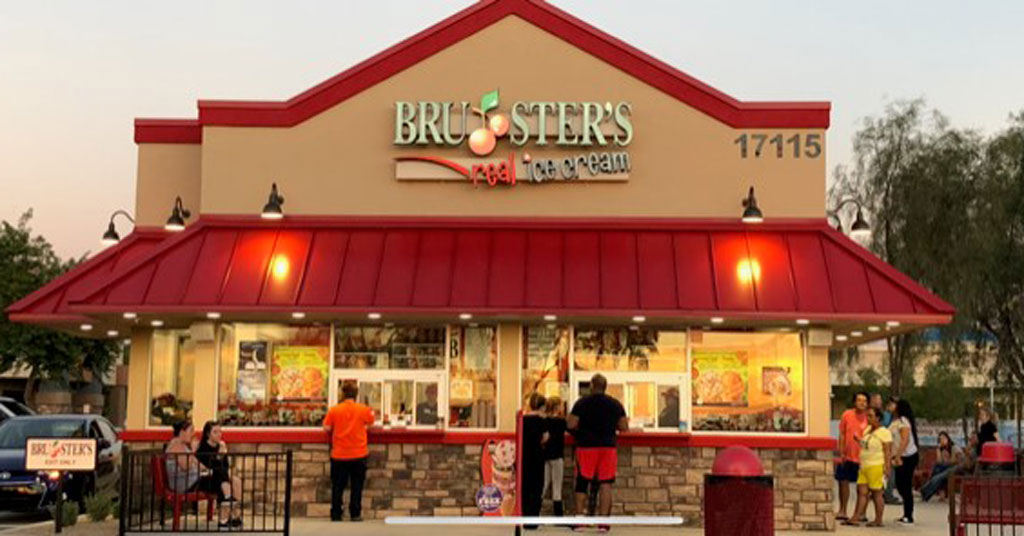 Bruster's Real Ice Cream Building On 2020 Momentum With Big Growth Expected in 2021