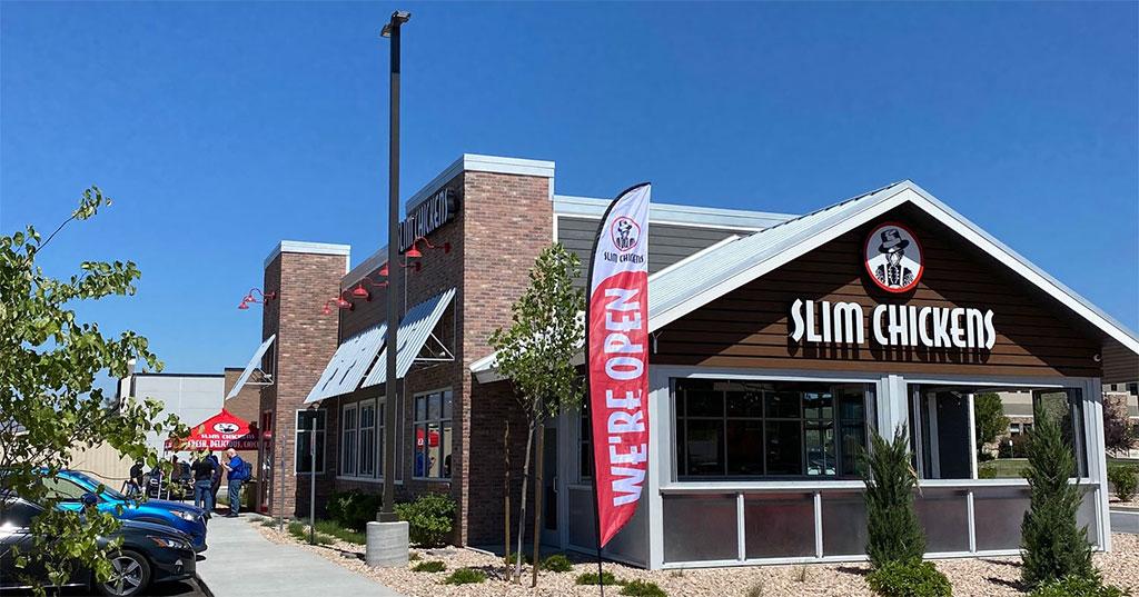 Slim Chickens Multi-Unit Operator Opens New Location In Utah