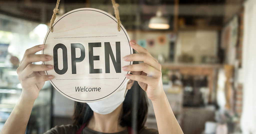 Report Says Only 37% of Closed Small Businesses Will Reopen Within 6 Months