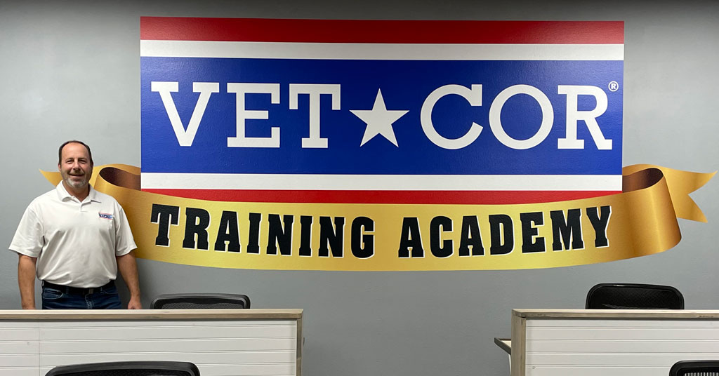 VetCor® Offers Perfect Opportunity And Innovative Training For Veterans Transitioning To Business Ownership