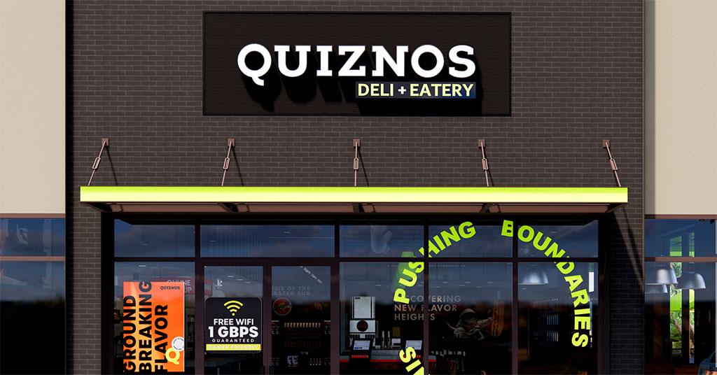 Quiznos Getting Brand Refresh