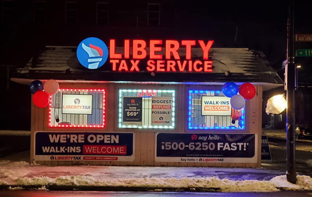 Liberty Tax Drives Profitable Growth with Successful Franchise Owners