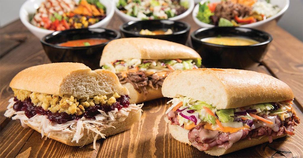 Checkers & Rally's Operator Adding Capriotti's Sandwich Shops