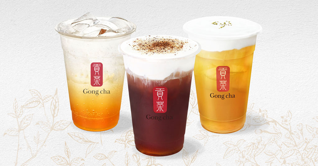 Premier Bubble Tea Giant Gong cha Powers Up Aggressive North American Expansion