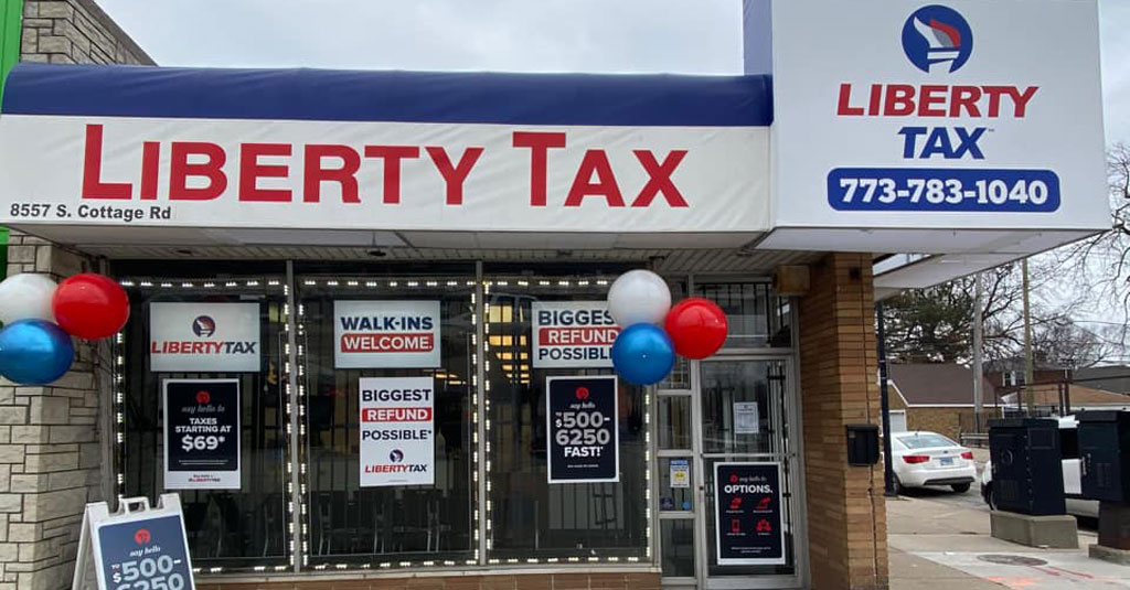 Liberty Tax Service Set for Supercharged Growth as Winning Franchise Opportunity