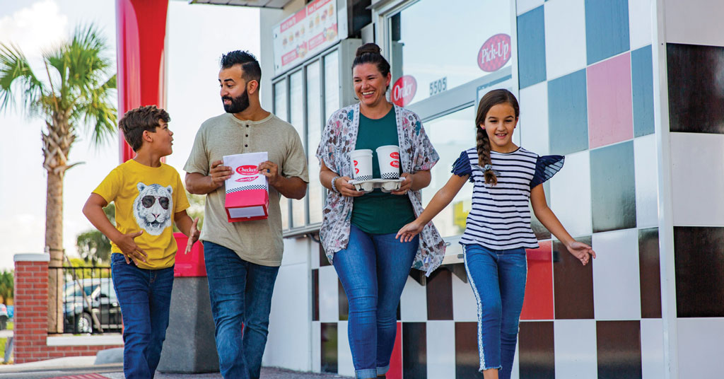Checkers & Rally's Is Winning By Building On Momentum and Innovation
