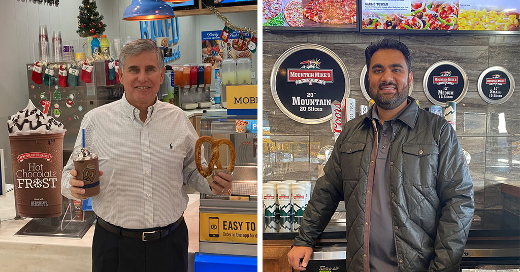 How Two Food Franchisees Are Affected by Covid, and How They're Responding