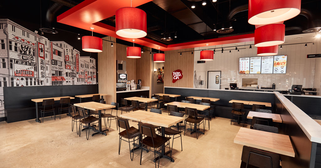 Bonchon Setting the Standard for Korean Fried Chicken...and More!