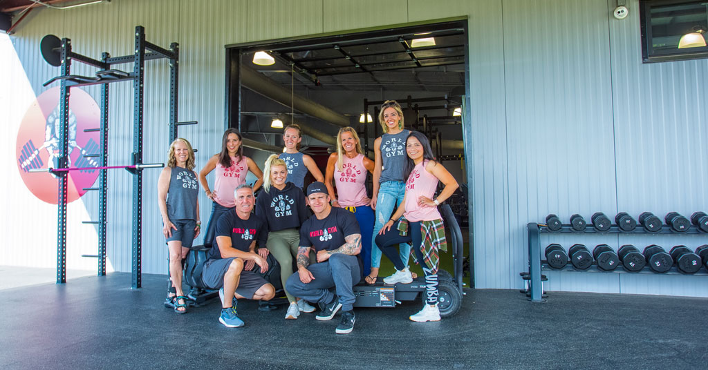 World Gym Offers Entrepreneurs A Powerful Franchising Opportunity