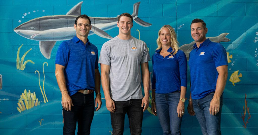 Goldfish Swim School Leadership Team is Pooled for Franchisee Success