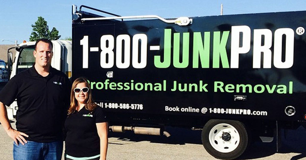 1-800-JunkPro Continues To Clean Up During Covid-19