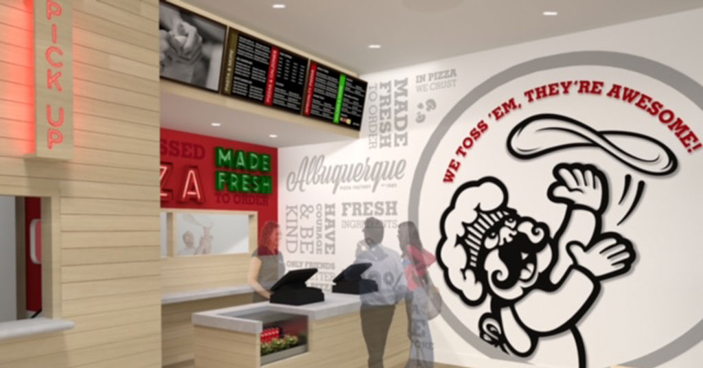 Pizza Factory Ready to Roll with New Express Model Design and Robust Sales