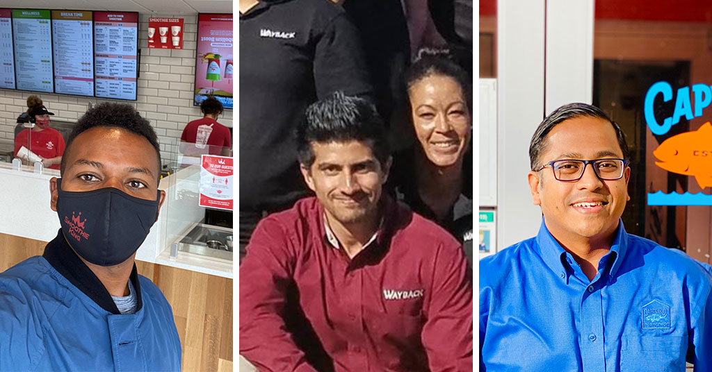 How 3 Multi-Unit Food Franchisees Are Responding to Covid