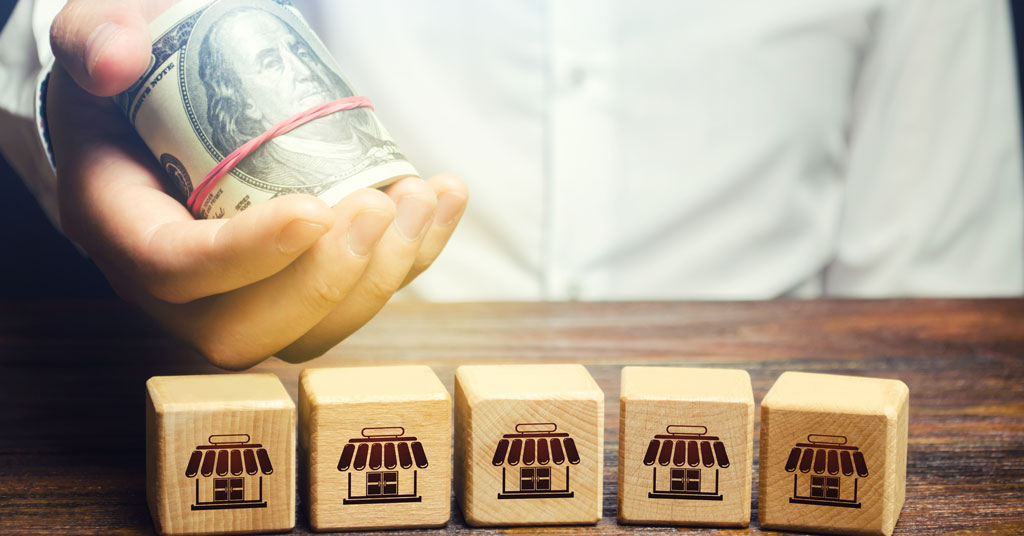 Franchise Businesses Sell At Higher Price Point