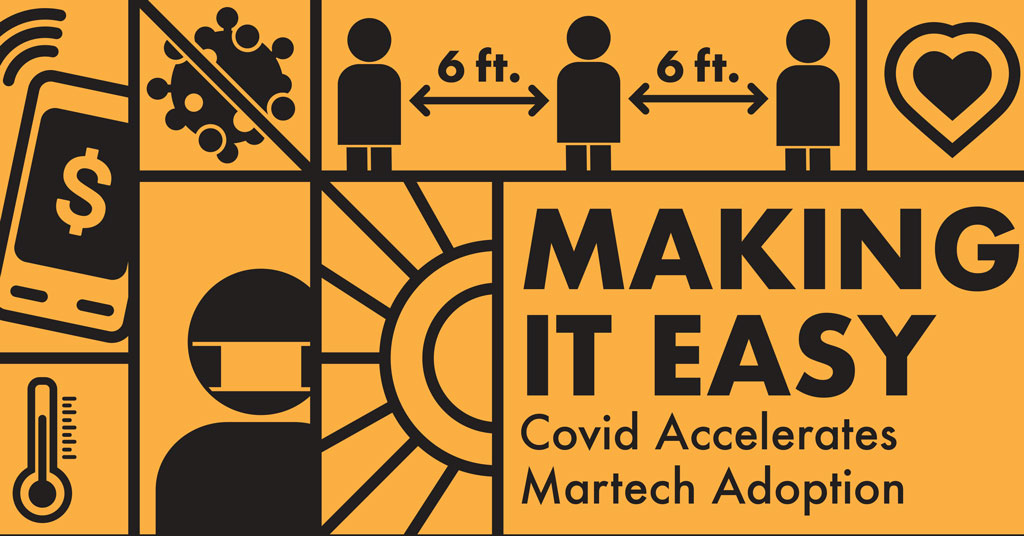 Covid Accelerates Franchising's Adoption of Marketing Technologies, Part 1