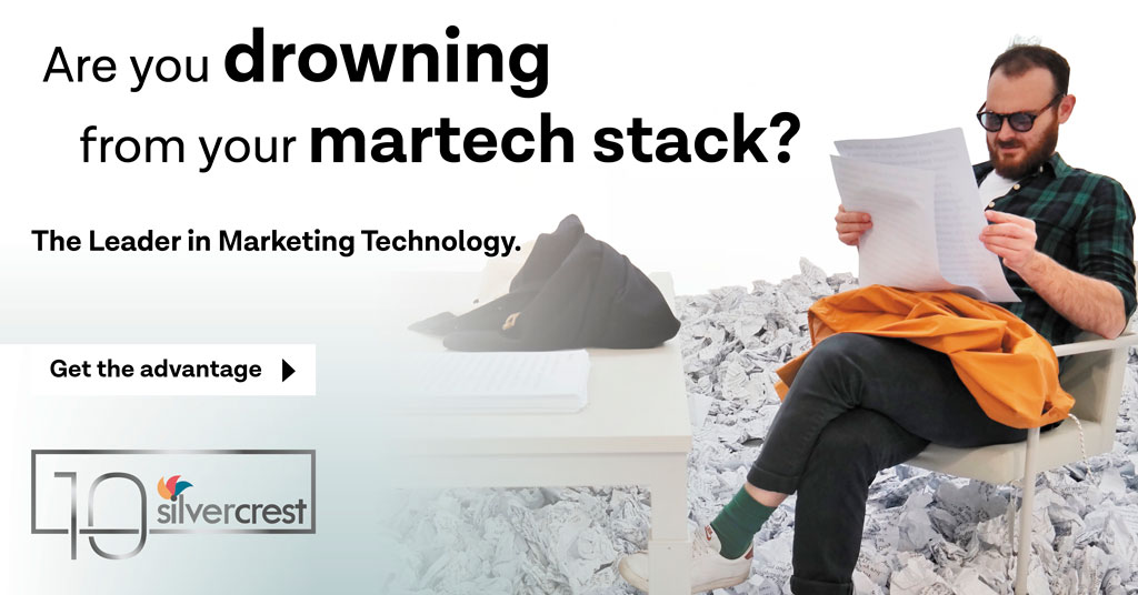 Stop Drowning from Your Marketing Technology Stack