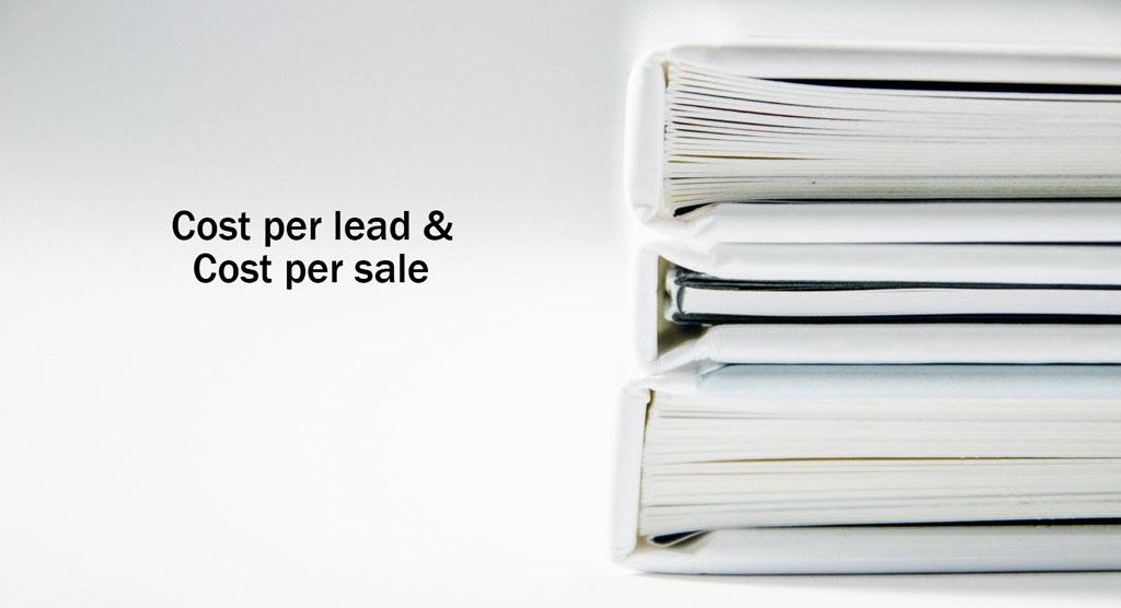 2021 Annual Franchise Development Report - Measuring Cost Per Lead & Cost Per Sale