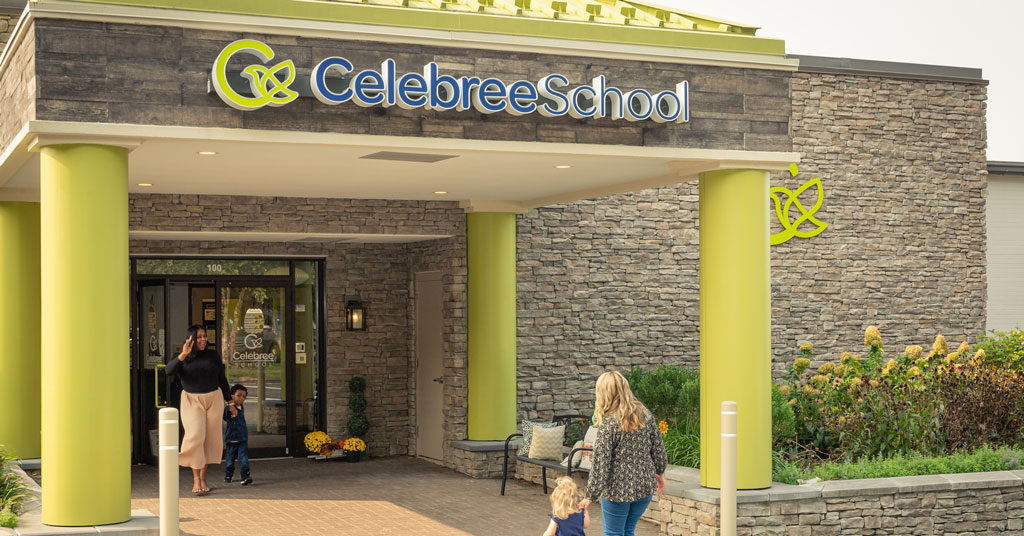 Unique Support Structure Makes It Easy To 'Grow Big' With Celebree School