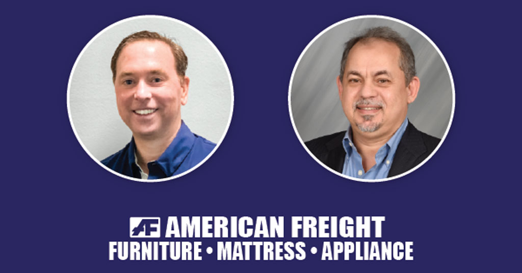 American Freight Awards First Two Franchisees