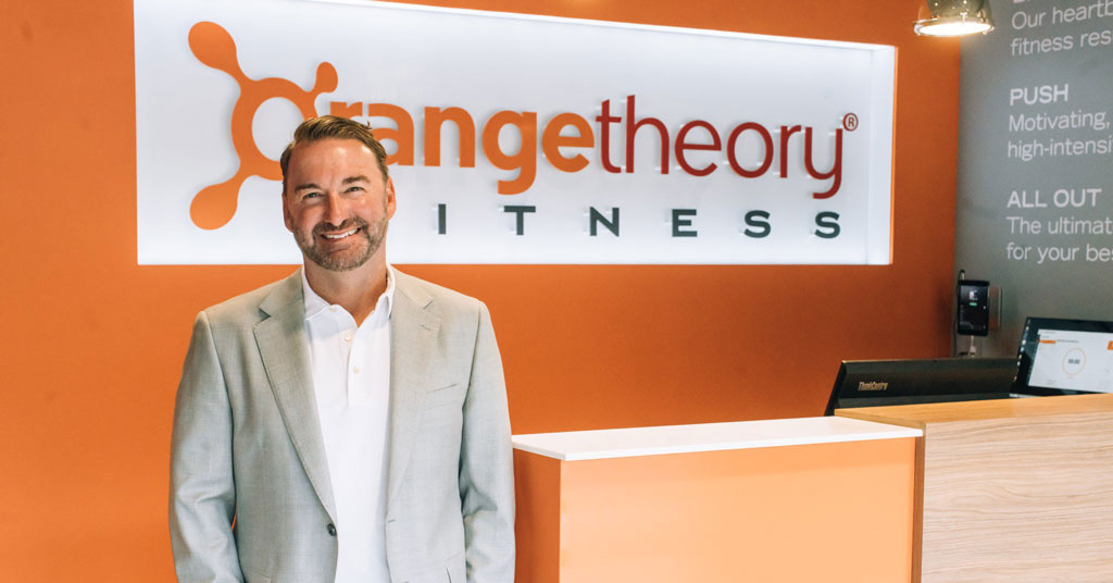 Biggest and Best: Largest Orangetheory operator takes care of his people