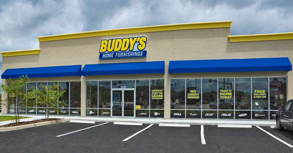 Buddy's Home Furnishings Signs Multi-Unit Franchise Deal in Georgia