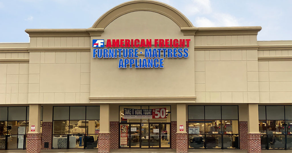 American Freight Introduces Franchise Model