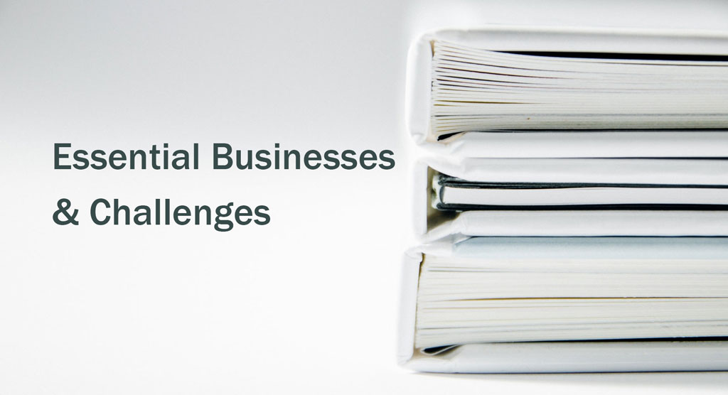 2021 Annual Franchise Development Report - Essential Businesses & Challenges