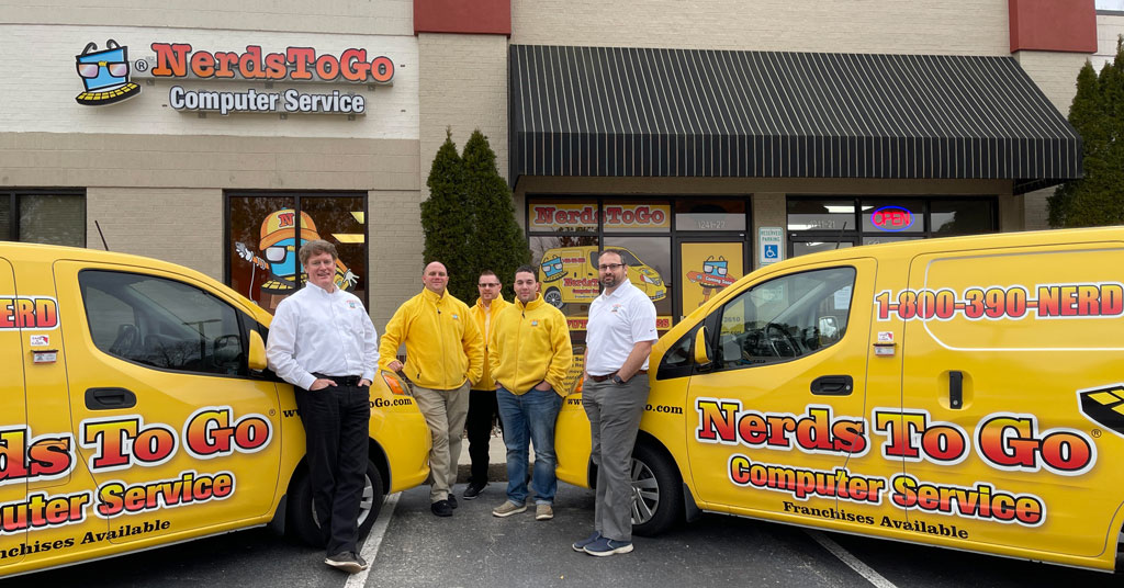 NerdsToGo Accelerates Franchise Development Goals in the Computer Technology Repair Industry
