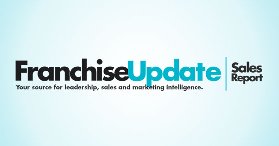 Franchise Update Sales Report