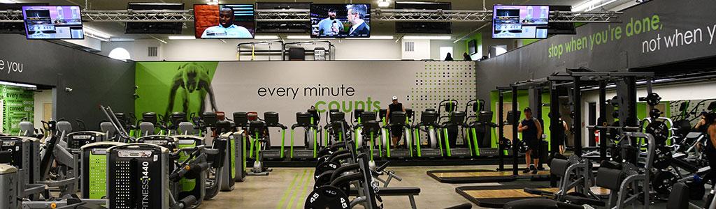 Fitness 1440 Franchise Opportunity
