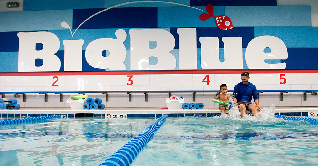 Backed By An Investment From Level 5 Capital Partners Big Blue Swim