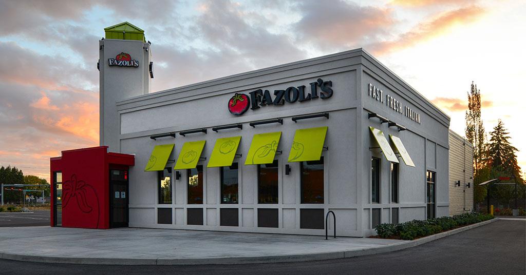 Fazoli's Restaurants